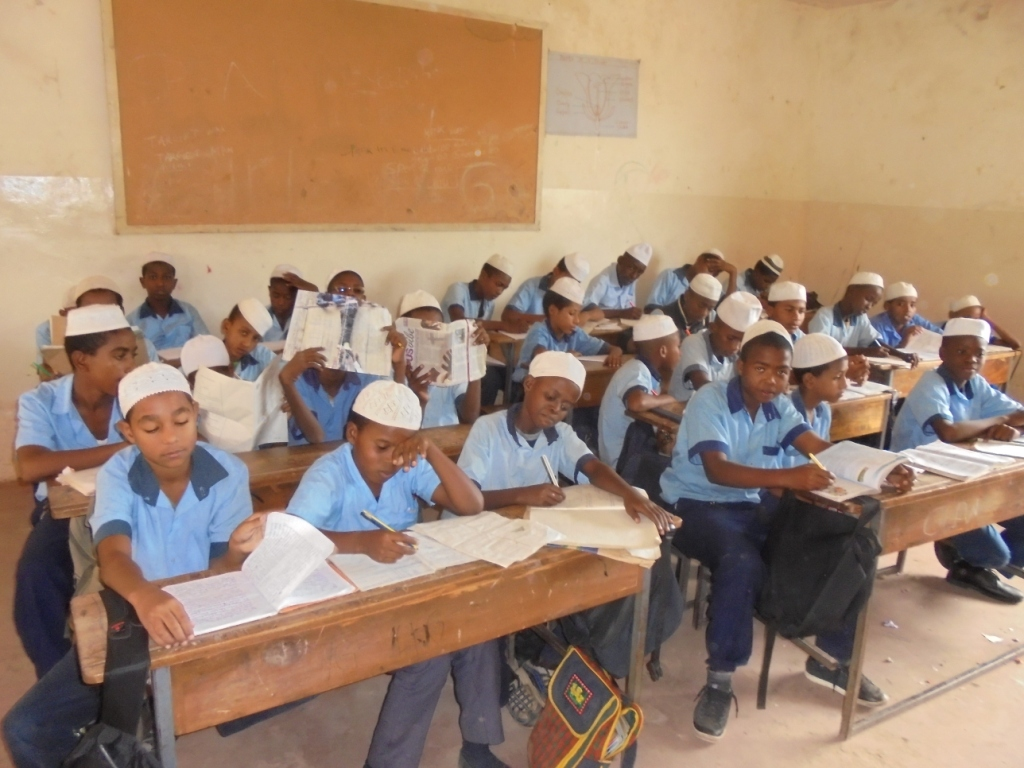 Malindi Islamic Centre for Orphans - Boys