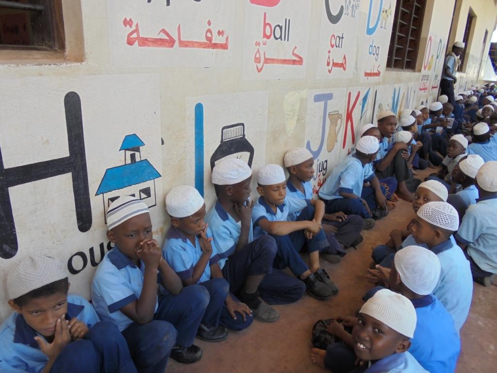 The Malindi Orphans